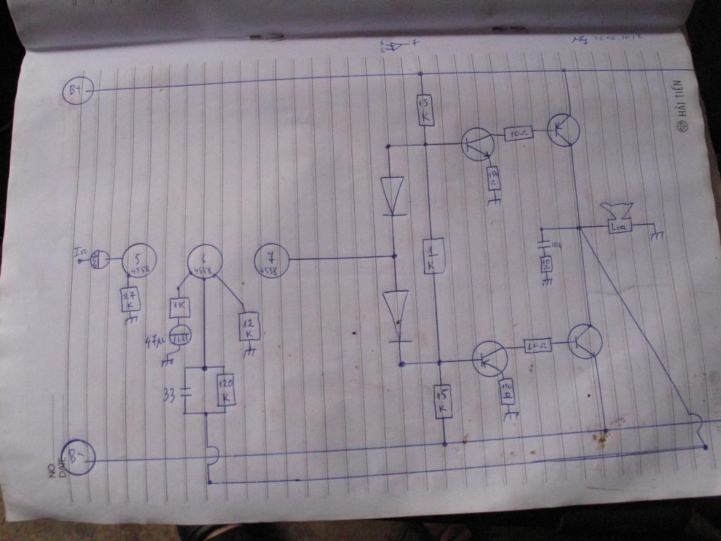 Tổng Hợp Về 2 sò B688 D718 - Điện tử Việt Nam