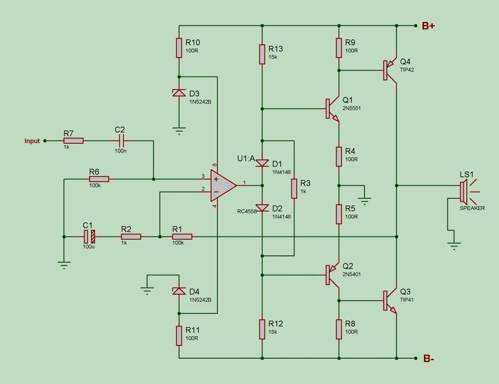 Power Amplifier & Accessories - Điện tử Việt Nam
