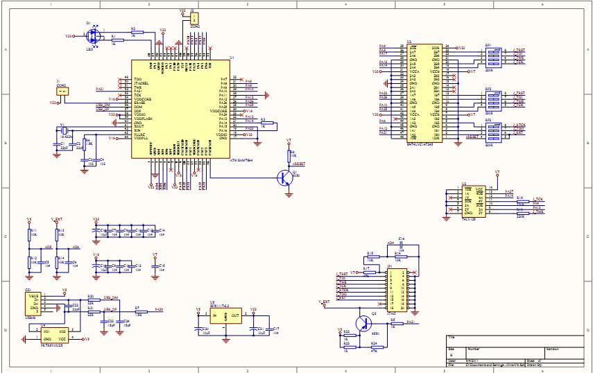 25 INFO J LINK SCHEMATIC PDF DOC DOWNLOAD J Link Schematic on